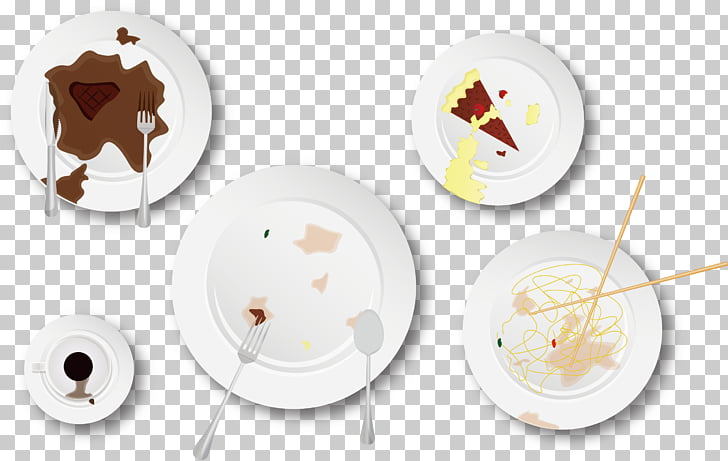 Dish Tableware Plate Eating, eat clean plate PNG clipart.