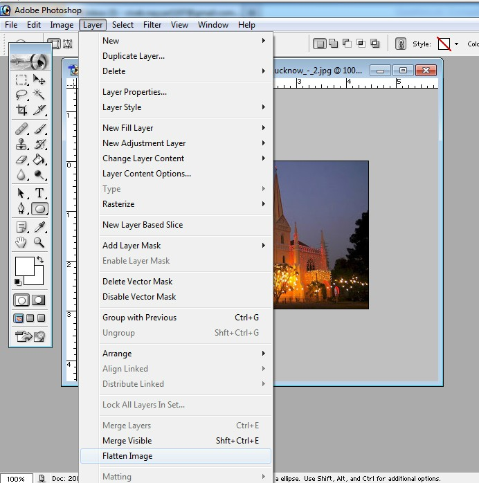 Save PNG Images with Transparent Background in Photoshop.