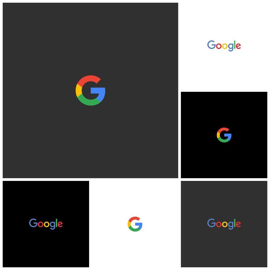 Google Logo Wallpaper.