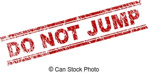 Do not jump Clip Art Vector Graphics. 34 Do not jump EPS.