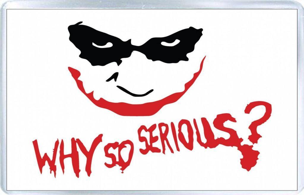 Joker (Why So Serious?).
