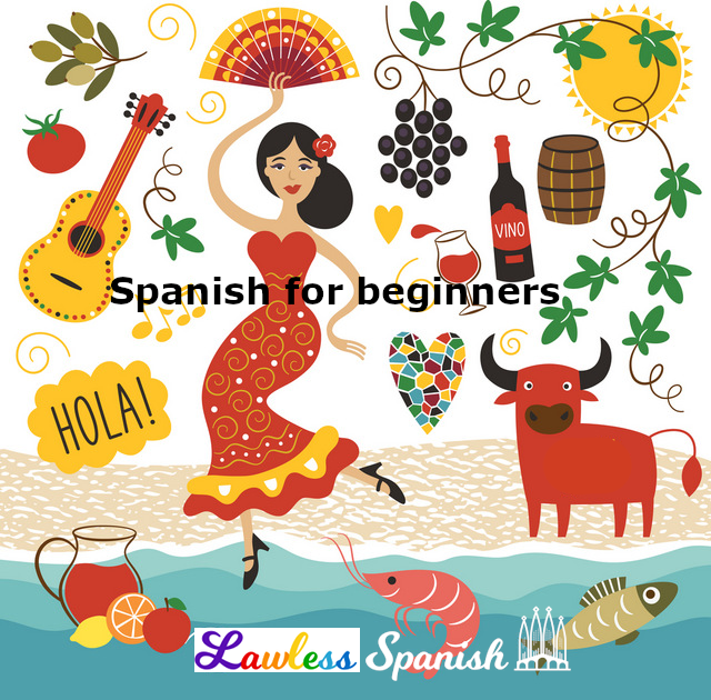Spanish for Beginners.