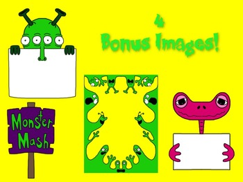 Little Monster Clipart PNG Format for Personal or Commercial Use.