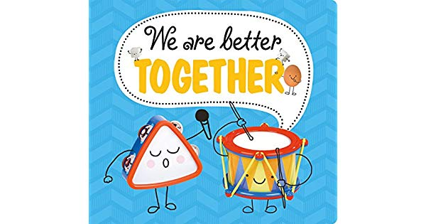 Best Friends: We Are Better Together by Roger Priddy.