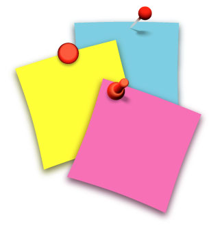 Post It Clipart Free.