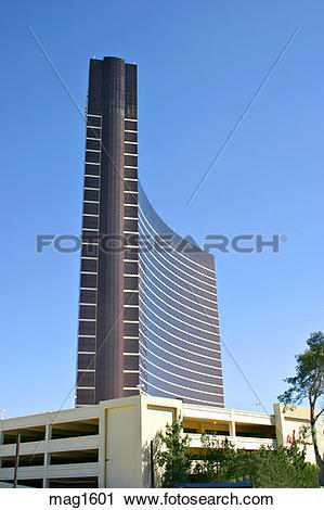 Stock Photography of Wynn Hotel and Casino Las Vegas Nevada.