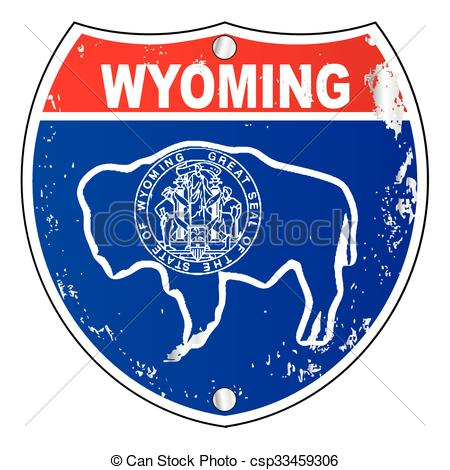 Wyoming drawing Vector Clip Art EPS Images. 61 Wyoming drawing.