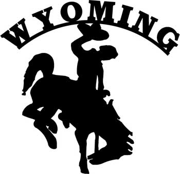 Wyoming Clipart.