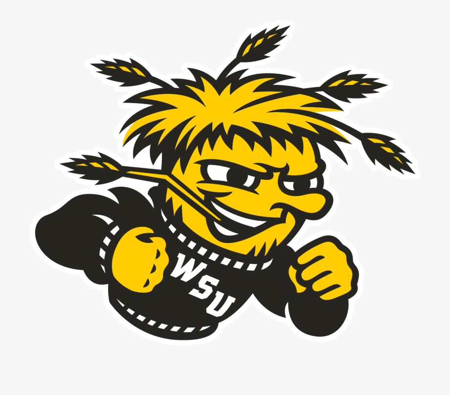 Wichita State , Transparent Cartoon, Free Cliparts.