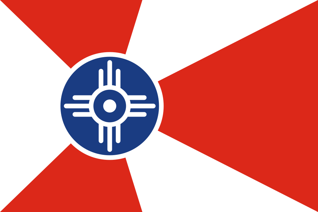 File:Flag of Wichita, Kansas.svg.