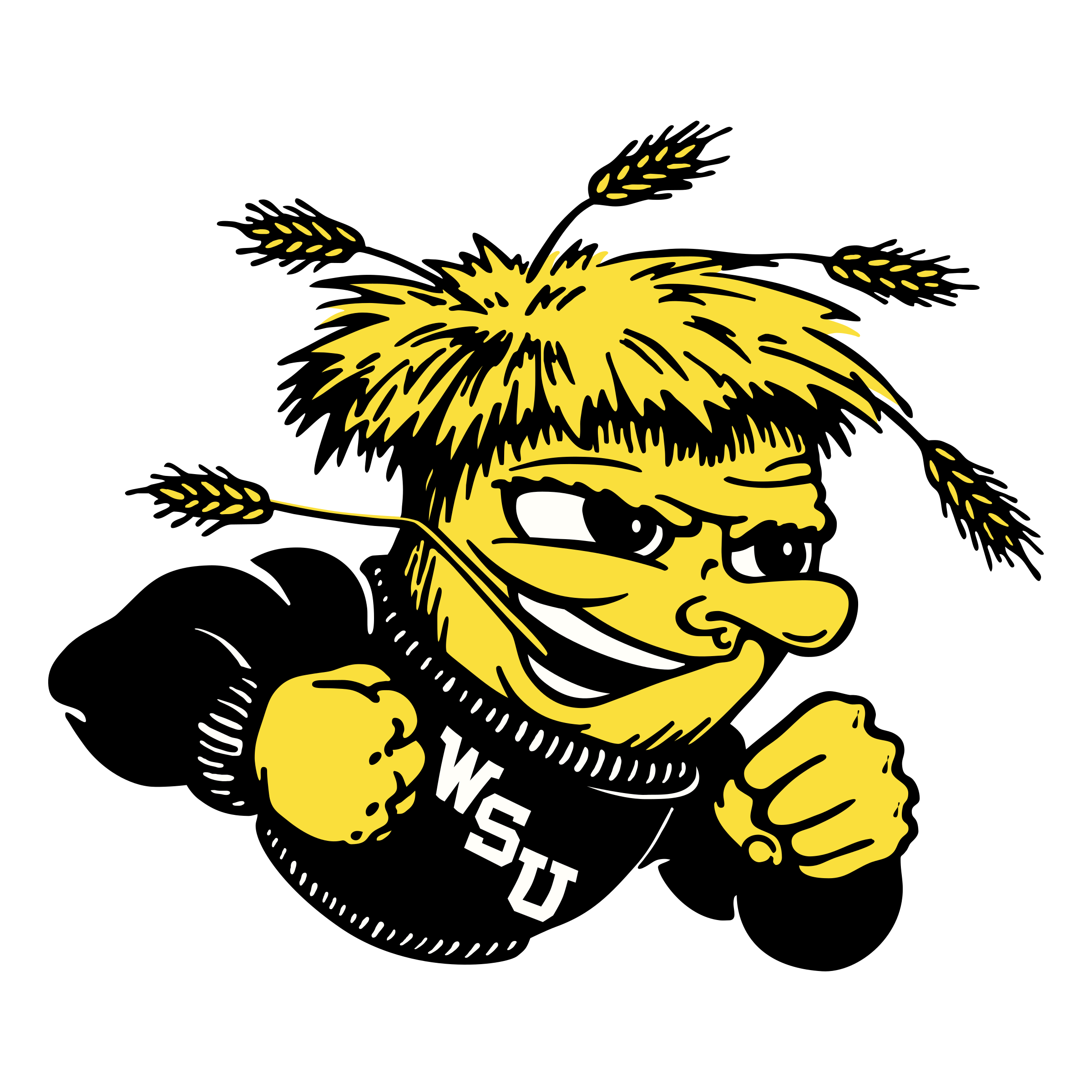 Wichita State Shockers Logo PNG Transparent & SVG Vector.