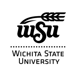 Wichita State University logo.