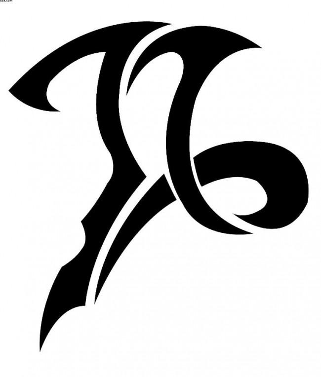 55 Cool Capricorn Tattoo Designs and Ideas.