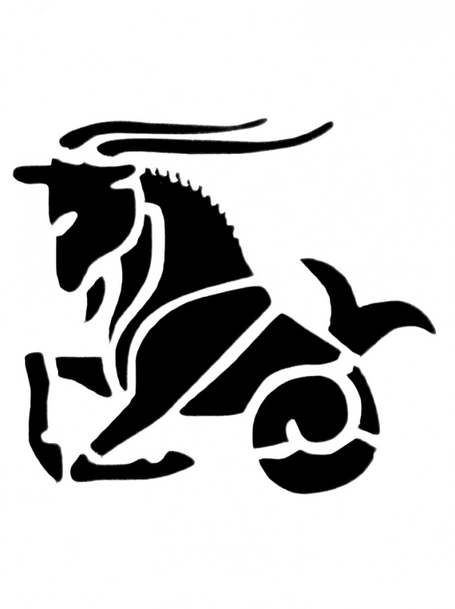 55 Cool Capricorn Tattoo Designs and Ideas.