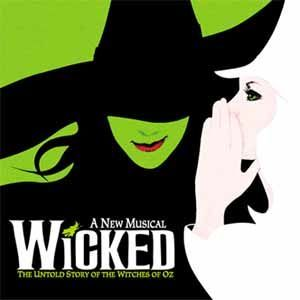 Wicked The Musical Clipart.