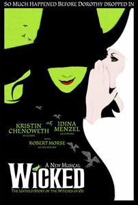 Wicked Broadway Clipart.