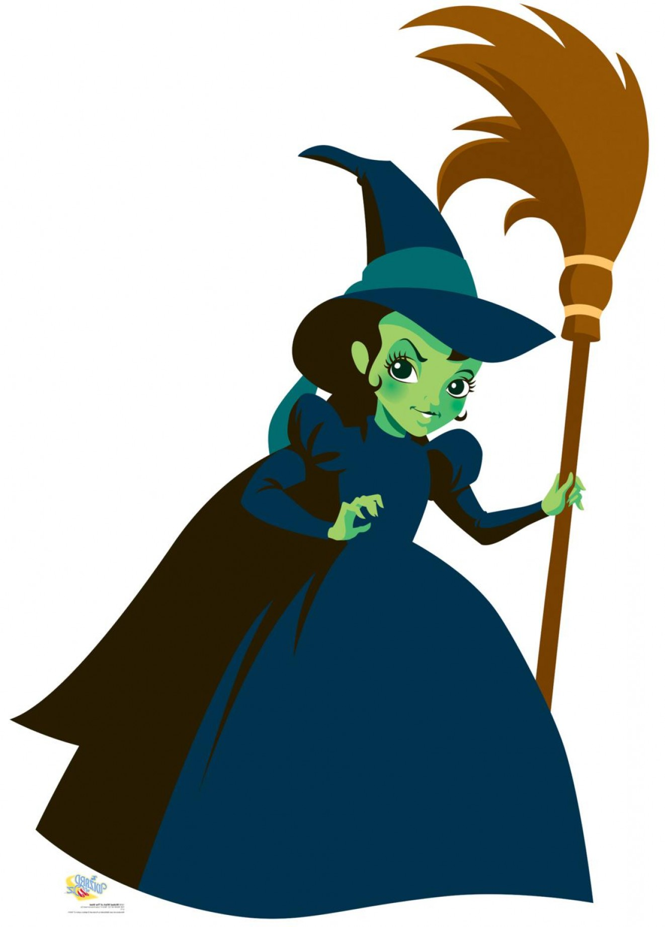 Wizard Of Oz Clipart Wicked Witch.