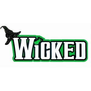 Clipart wicked musical.