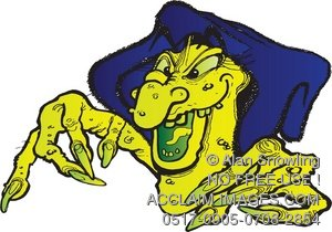 Wicked Clipart.