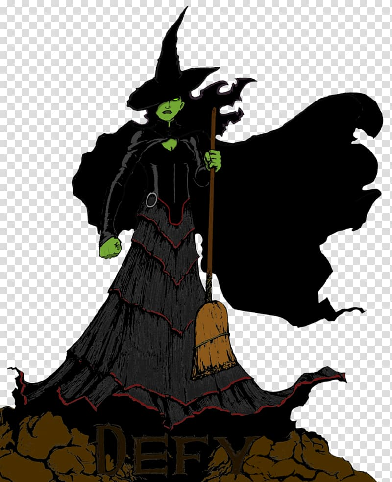 Wicked Witch of the West Glinda Elphaba Drawing, witch.