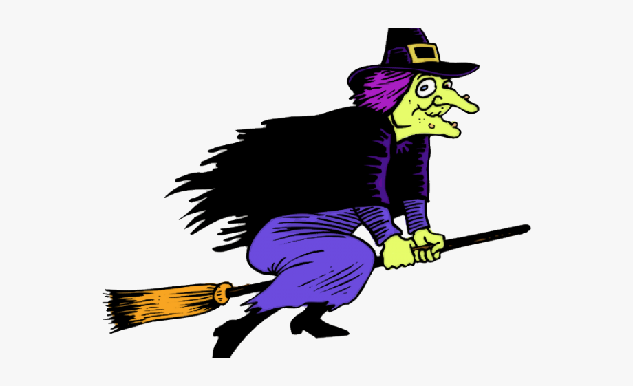 Witch Hat Clipart Transparent Background.