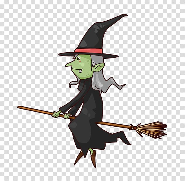 Wicked Witch of the West Cartoon Broom Witchcraft , CARTOON.