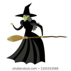 Wicked witch of the west clipart 2 » Clipart Portal.