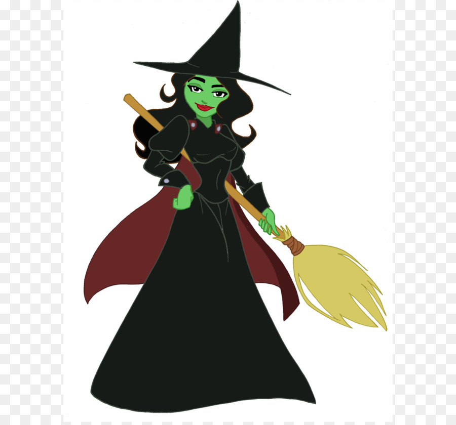 Witch Cartoon png download.