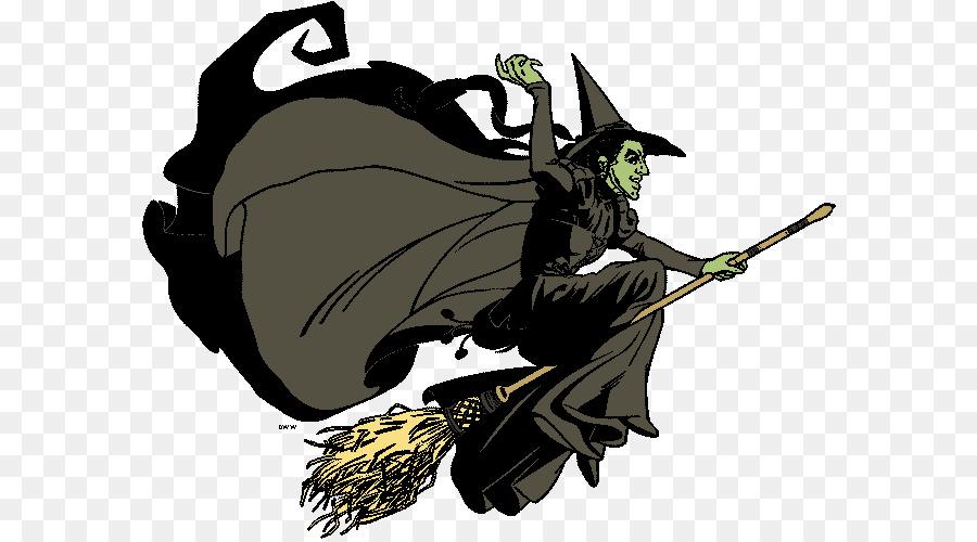 Witch Cartoon.