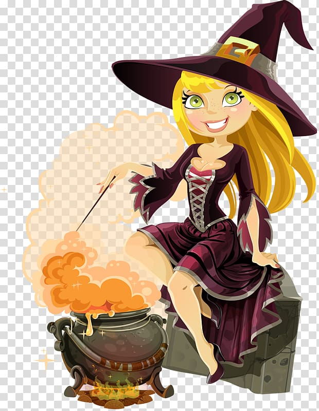 Witch cooking , 4 Pics 1 Word Witches Sabbath Witchcraft.