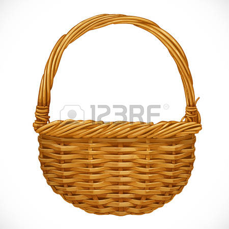 3,888 Wicker Basket Cliparts, Stock Vector And Royalty Free Wicker.