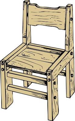Free Chair Clipart, 1 page of Public Domain Clip Art.
