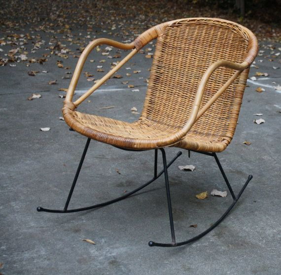 1000+ ideas about Rattan Rocking Chair on Pinterest.