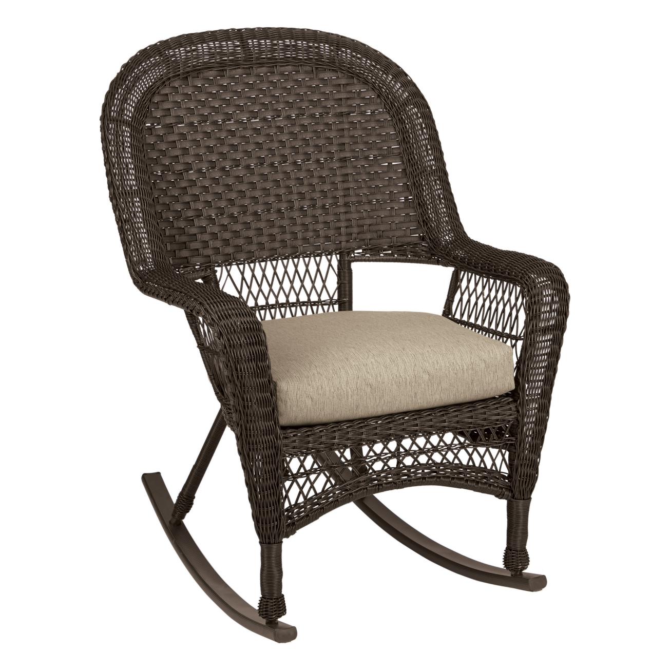 Rocker Chair. Modern Rosewood Rocking Chair. . . Cedar Adirondack.