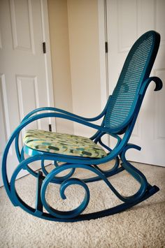 THONET Bentwood Rocking Chair *Near Chicago.