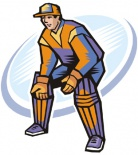 Search: wicketkeeper.