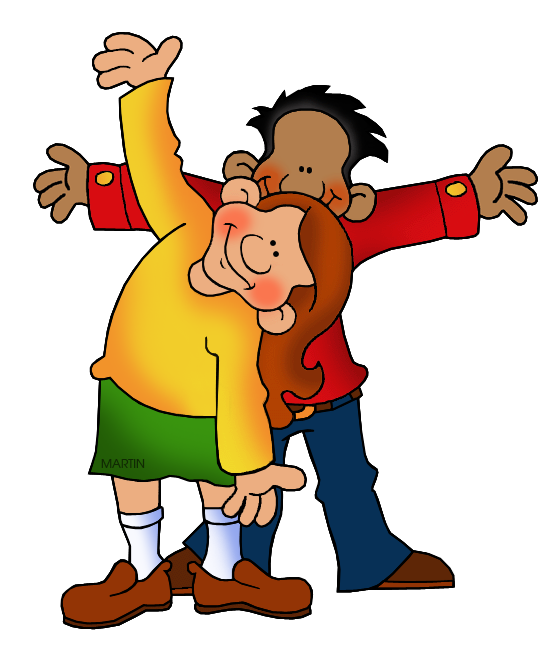 Free Family and Friends Clip Art by Phillip Martin, Deep and Wide.