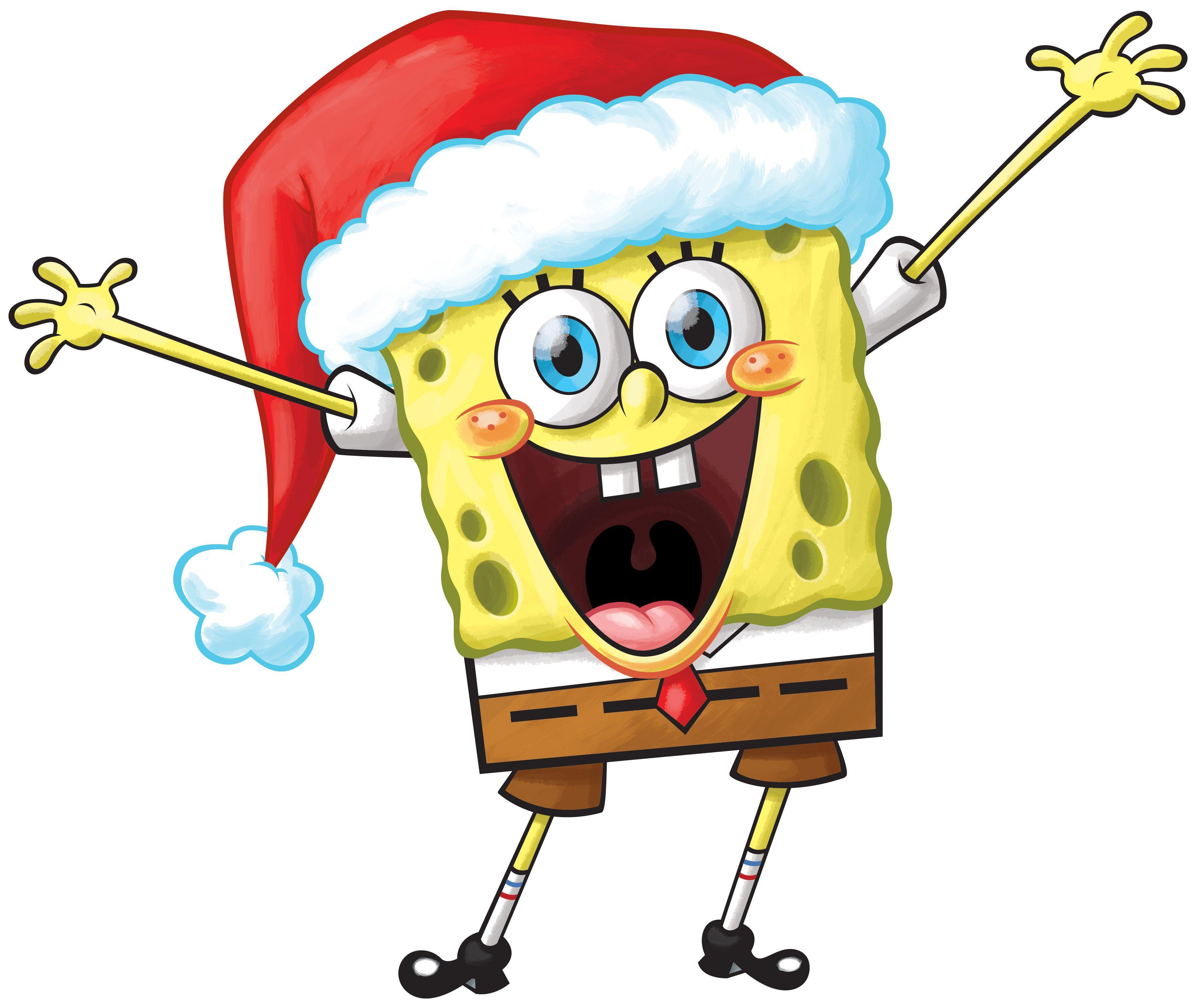 SpongeBob: \