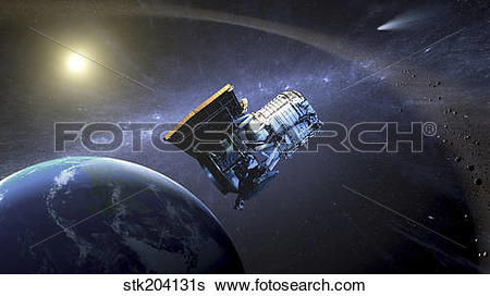Stock Illustration of Artist's concept of the Wide.