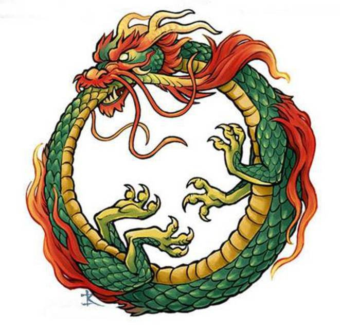 Ouroboros: Ancient Infinity Symbol Used By Different Ancient.