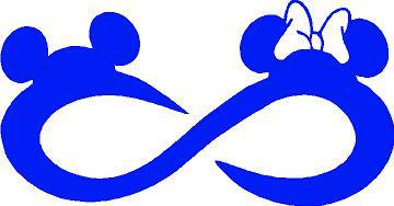 Infinity: Mickey & Minnie Infinity or Buck and Doe.