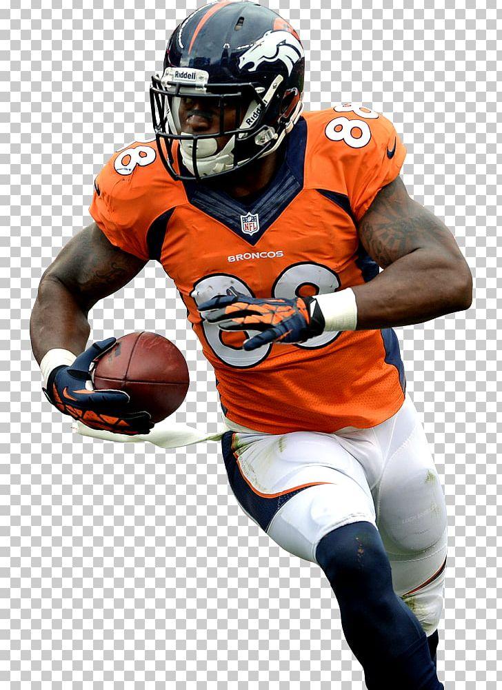 Denver Broncos NFL Wide Receiver American Football Franchise.