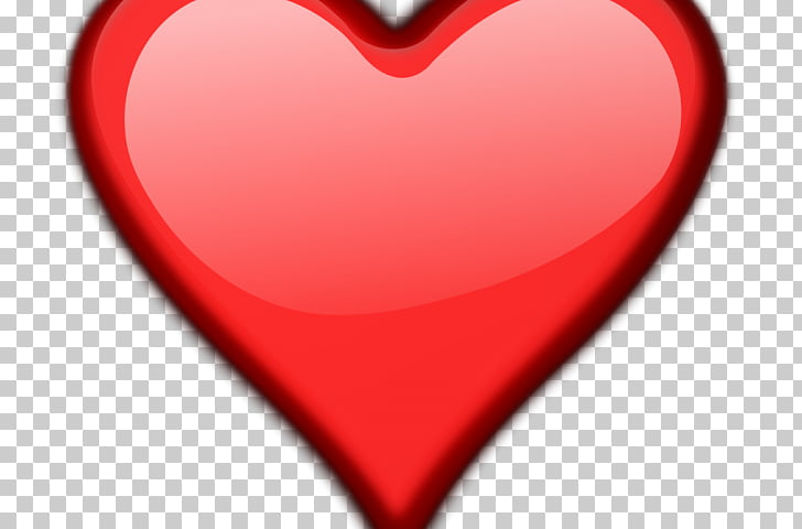 Emoji Desktop Smiley, wide heart PNG clipart.