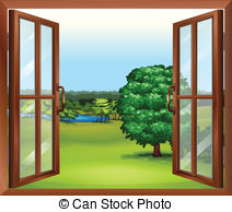 Window Clipart and Stock Illustrations. 260,425 Window.