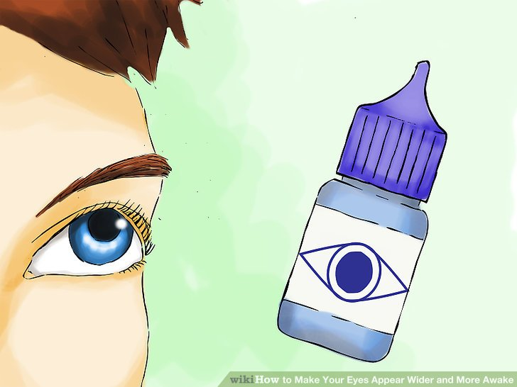 How to Make Your Eyes Appear Wider and More Awake: 12 Steps.
