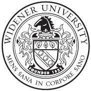 Widener University.