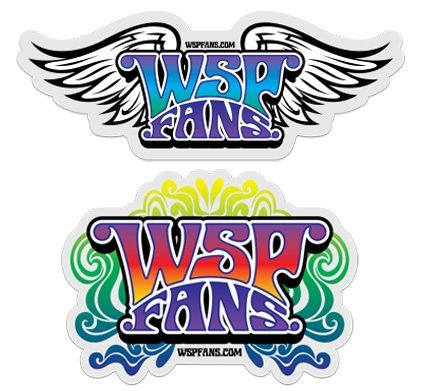 Amazon.com: Widespread Panic Fans Sticker Set.