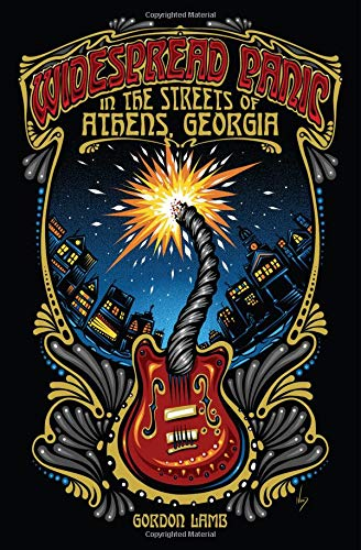 Widespread Panic in the Streets of Athens, Georgia (Music of.