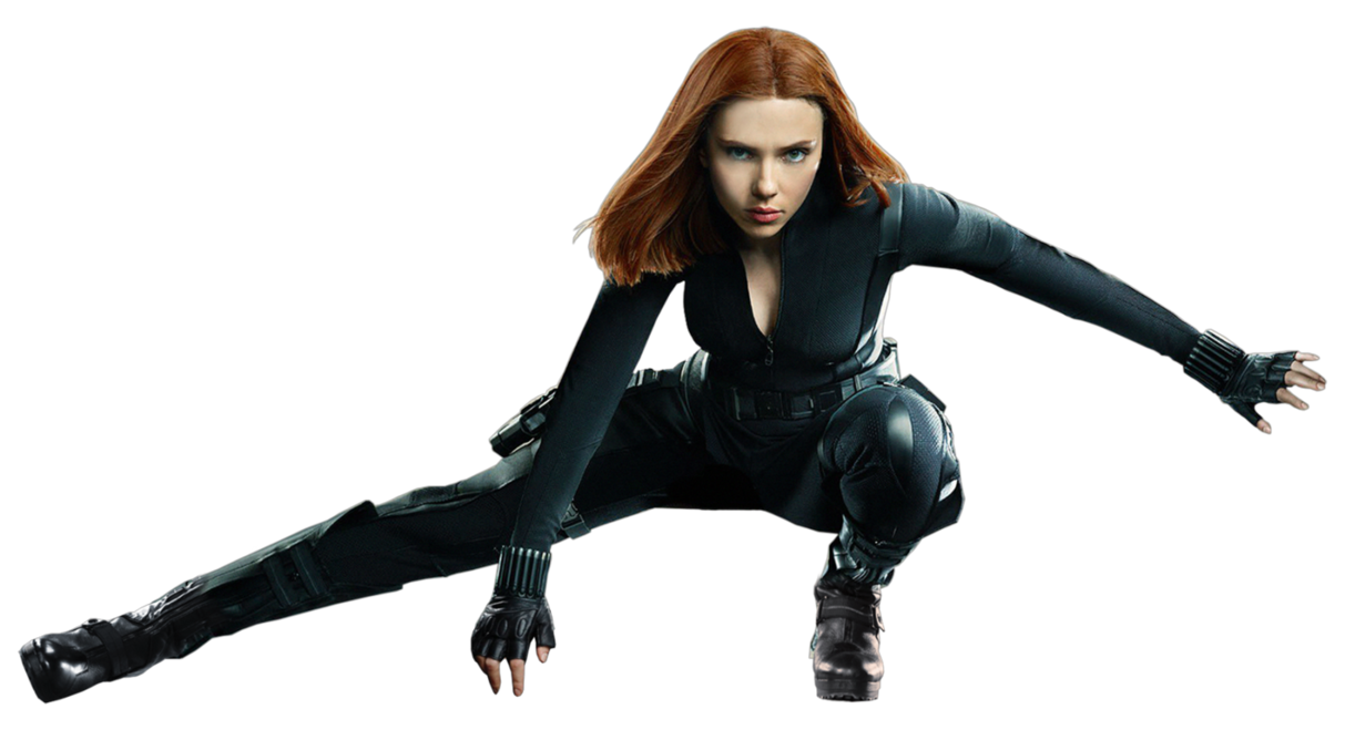 Black Widow 2.