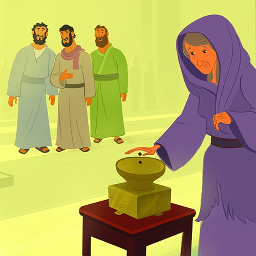 Jesus Taught About Giving Printable Activities On Sunday.